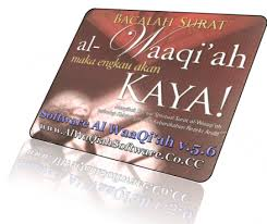 Khasiat Surat Al Waqiah Affrokhihasan